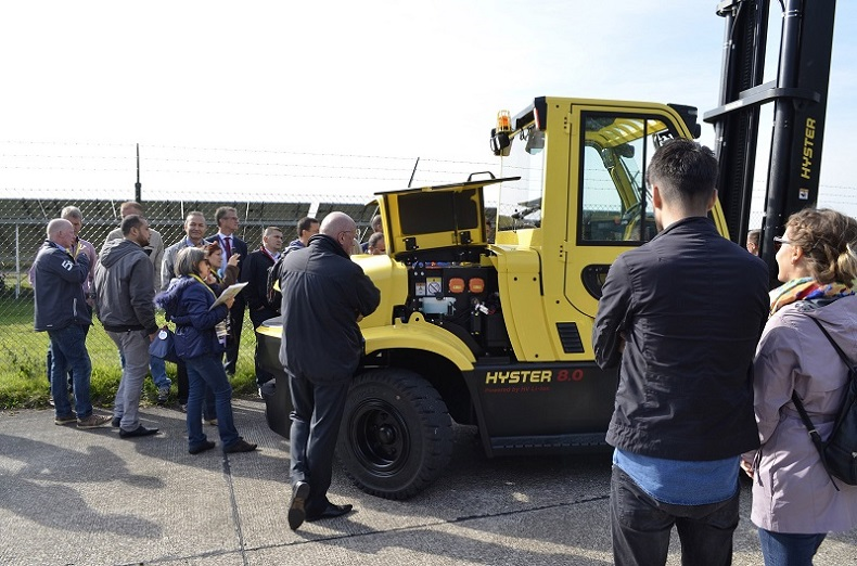 Hyster Big Solutions Showcase 1