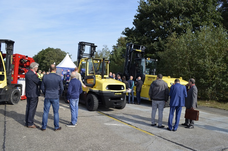 Hyster Big Solutions Showcase 3