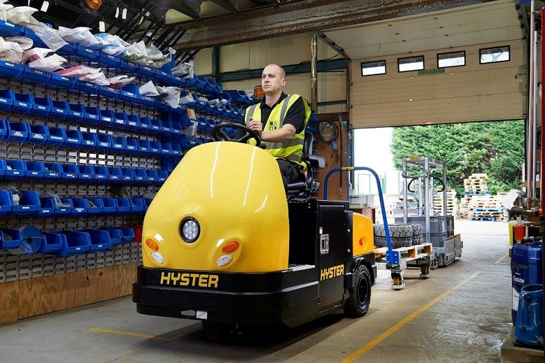 Główne_New Hyster Rider Tow Tractor_a