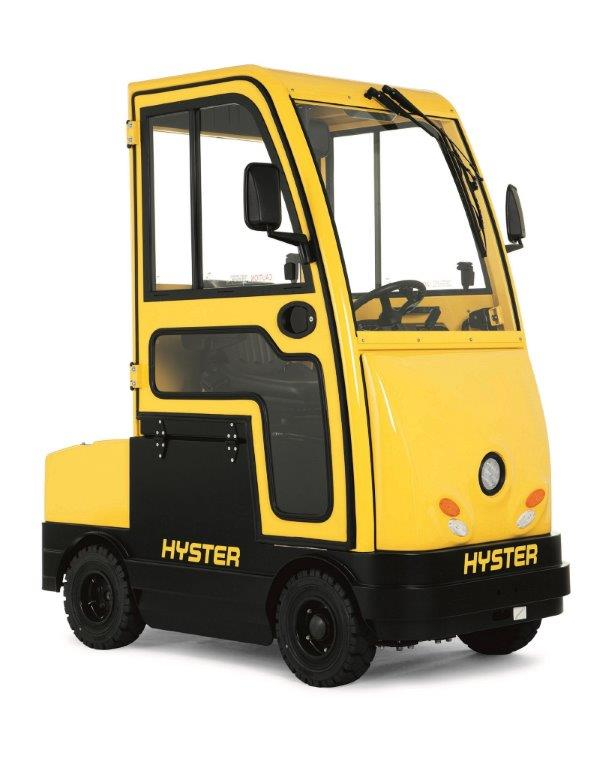 H8 HS4 Seated Tow Tractor with Cab
